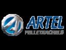Artel Pelletkachel Logo